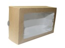 Коробка MB 12 для макарони 180х110х55 1/50*300