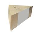 Коробка SANDWICH 60 для сэндвичей 130х130х60 1/50*800