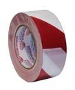 Сигнальная лента 50*200м красно- белая 18