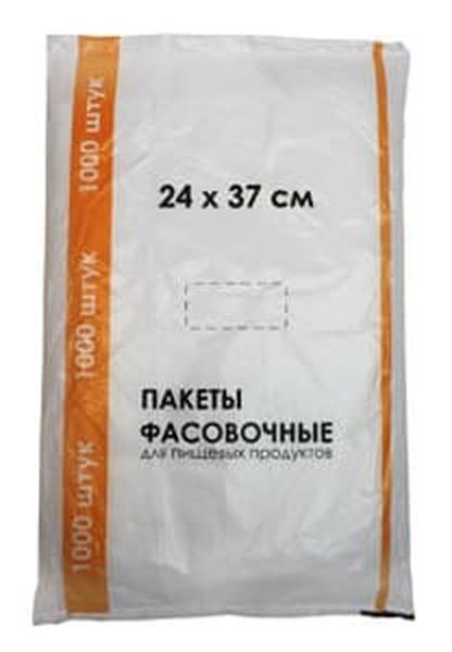 24*37 (10мкм) Эконом ПНД 1/600*10 пак.фас А-П