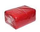 Салфетки Salfatex 33*33 300л красные1*6