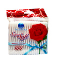 Ватные палочки Русалочка 100шт в пакете