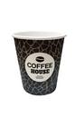 Стакан бумажный 250мл без крыш чай/кофе 1/50*1000