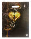 Ключик от сердца 31*40 60мкм 1/50*500 пак пр/р