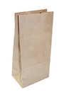Пакет бумажный 120*85*240 1/100 *1000