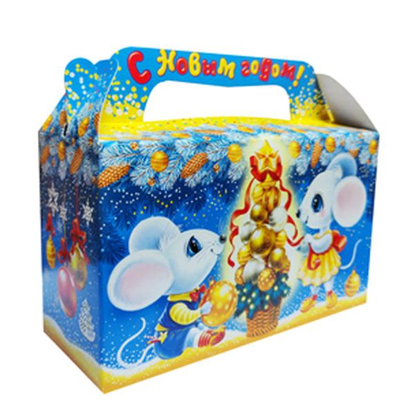 Коробка Настроение 0,5кг. 1*300