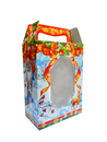 Коробка Дед Мороз и Снегурочка 1,0кг 1*150