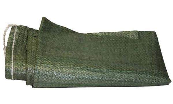 Мешок п/п 50 кг 55*95 зеленый 1/100*1000