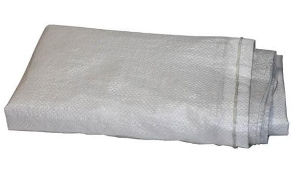 Мешок п/п 50кг 55*105 белый  1/100*500