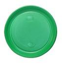 Тарелка д.205 цв. (синяя, зеленая) 1/100*2000 Интро Пласт