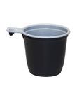 Чашка кофейная 200мл бел-корич.1/50*1250 Интро